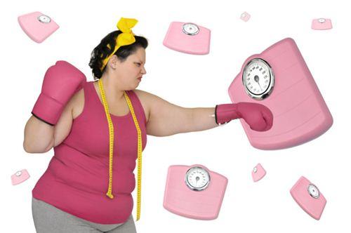 Giảm cân điều trị buồng trứng đa nang